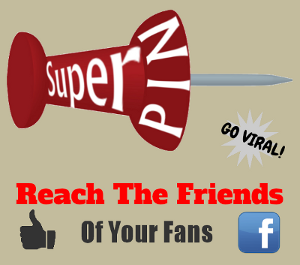 superpin infographic header 300x265 How To Reach The Friends Of Your Facebook Fans