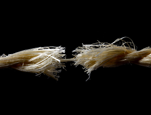rope by a thread 300x229 Hanging Together By A Thread